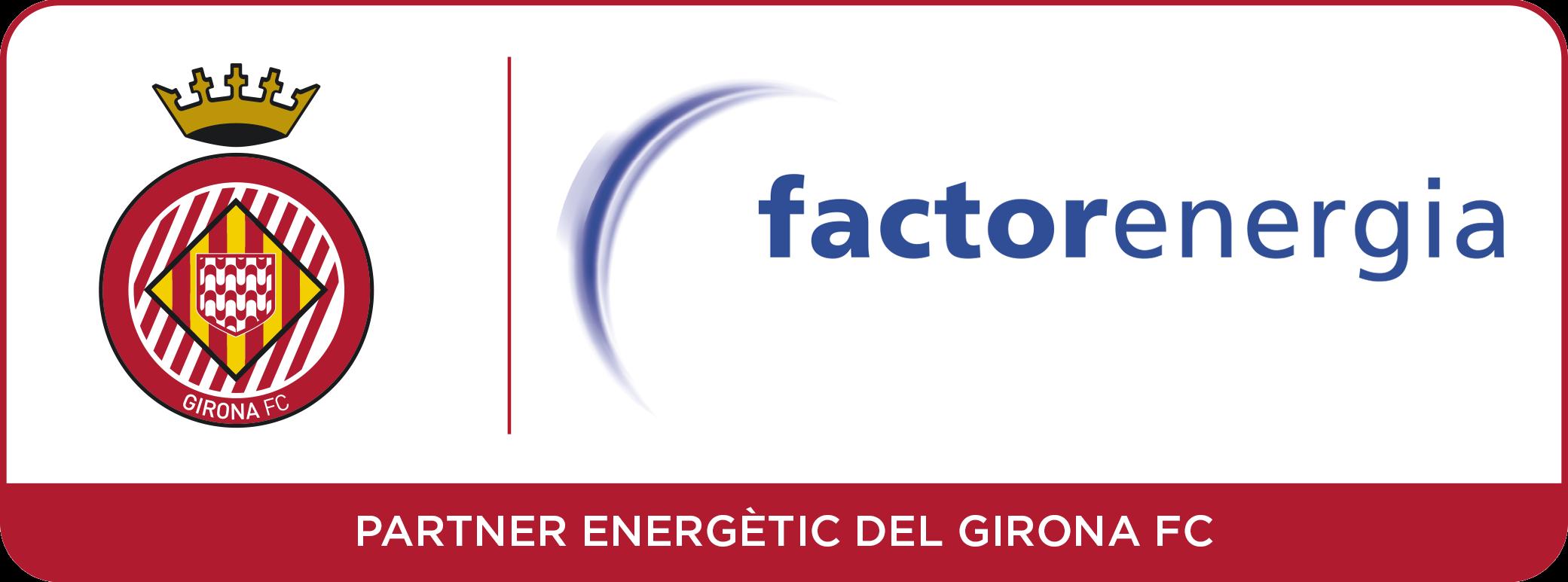 Factorenergia, partner energètic oficial del Girona FC