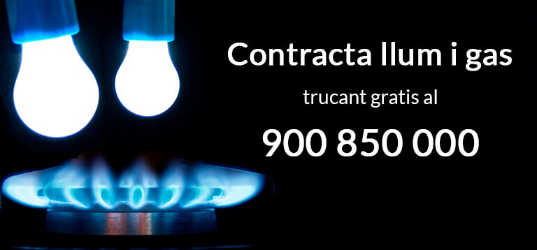 Factor Energia Contracta Llum i Gas