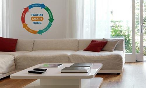 Un hogar que ahorra en su factura de la luz con Factor Energía