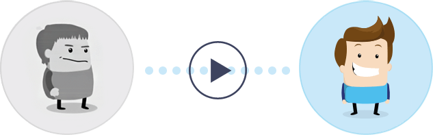 Vídeos y personajes de factorenergia