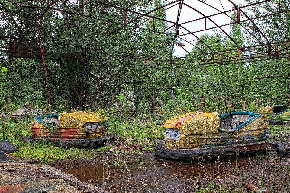 Chernobyl futura planta energía solar