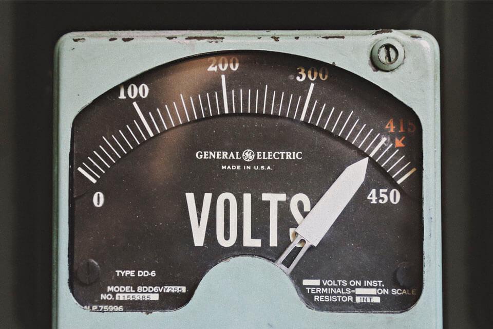 voltatge
