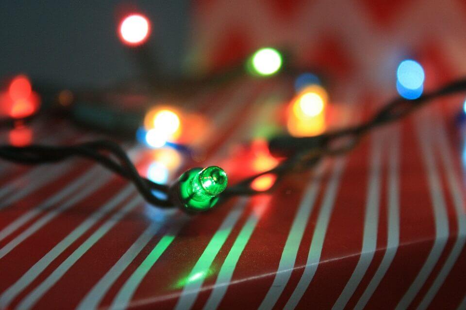estalvi de llum nadal