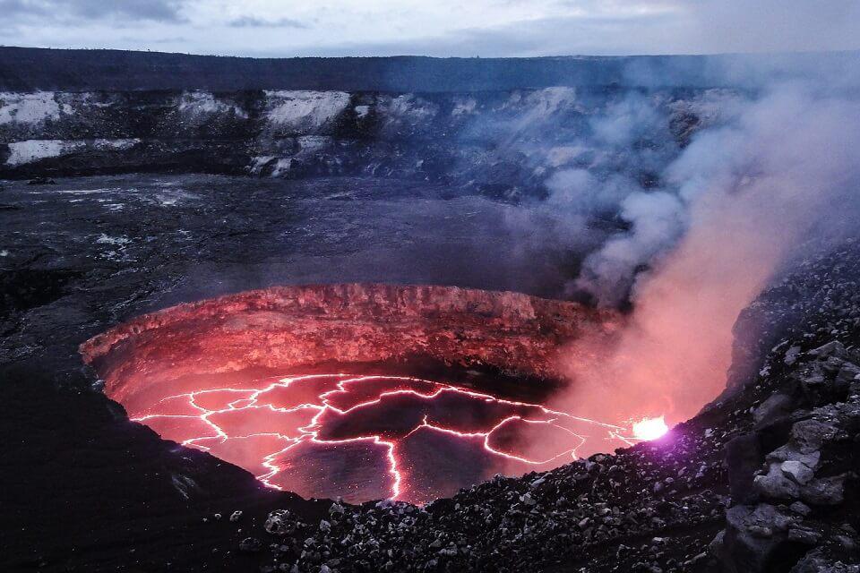 energía geotermal