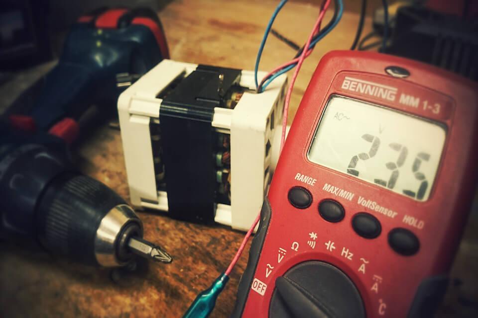 calcular energia reactiva