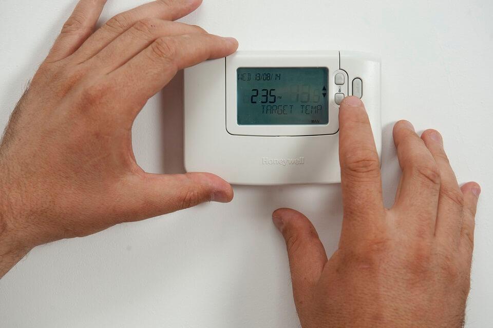 ahorro termostato