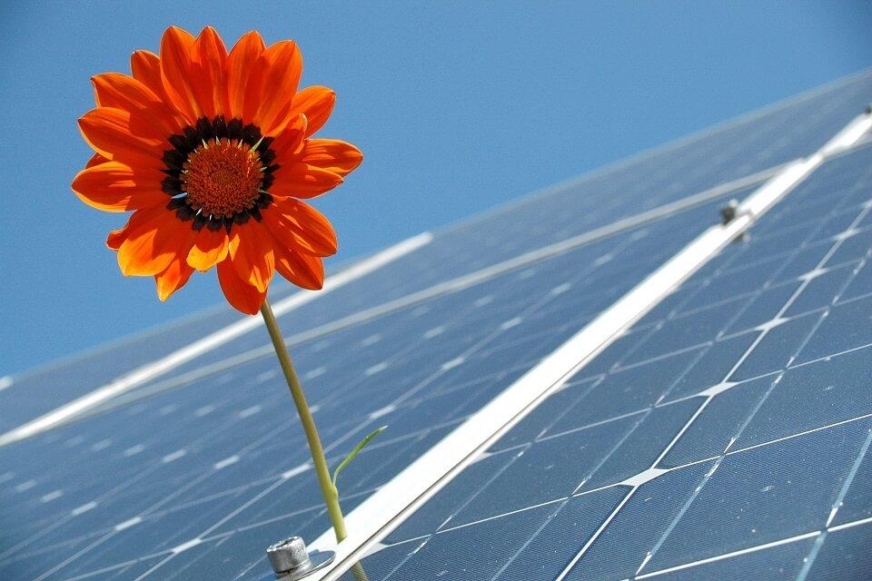 punts de recàrrega energia solar