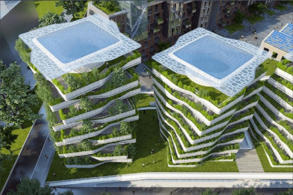Casas del futuro OKK