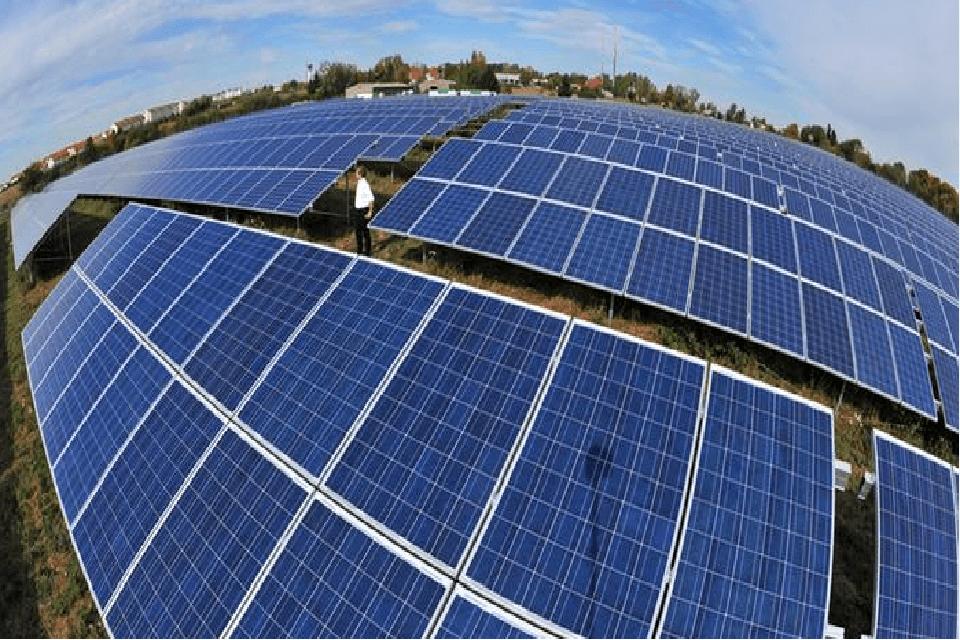 Energías alteernativas- placas solares