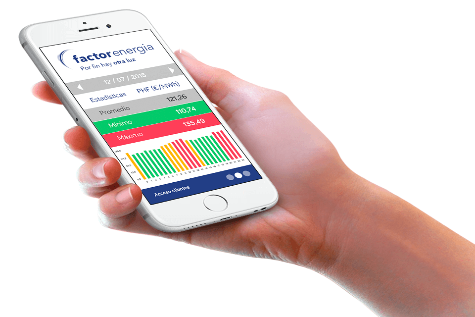 estalviar a la factura de la llum amb una app