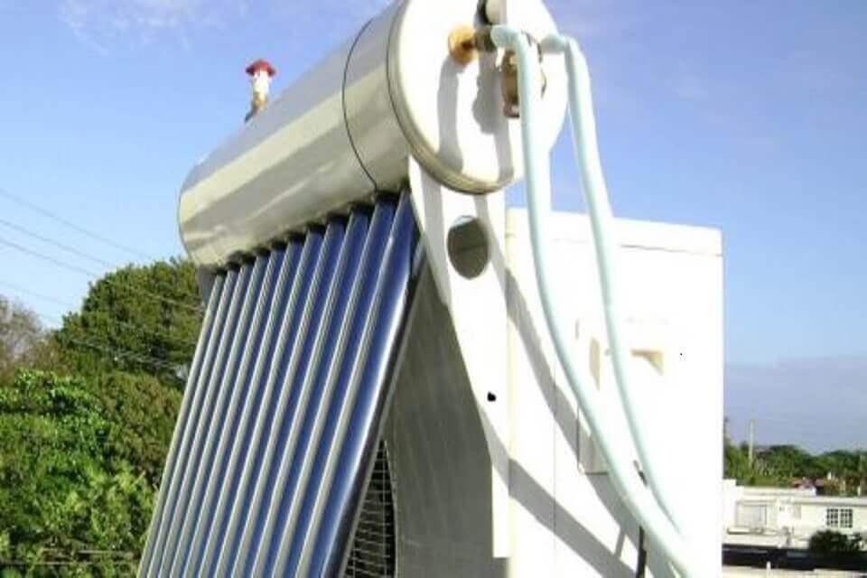 aire acondicionat solar