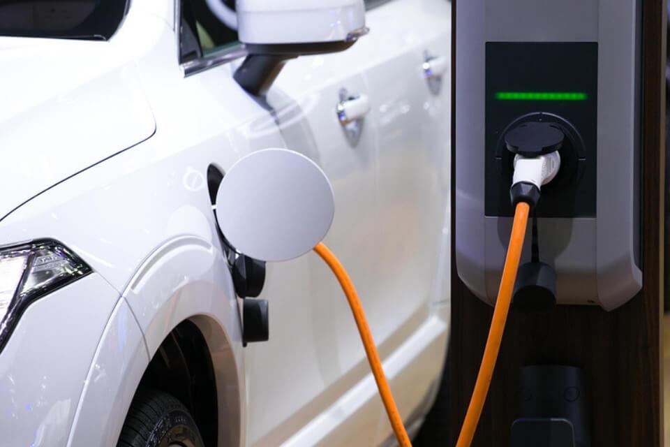 punts de càrrega de cotxe elèctric