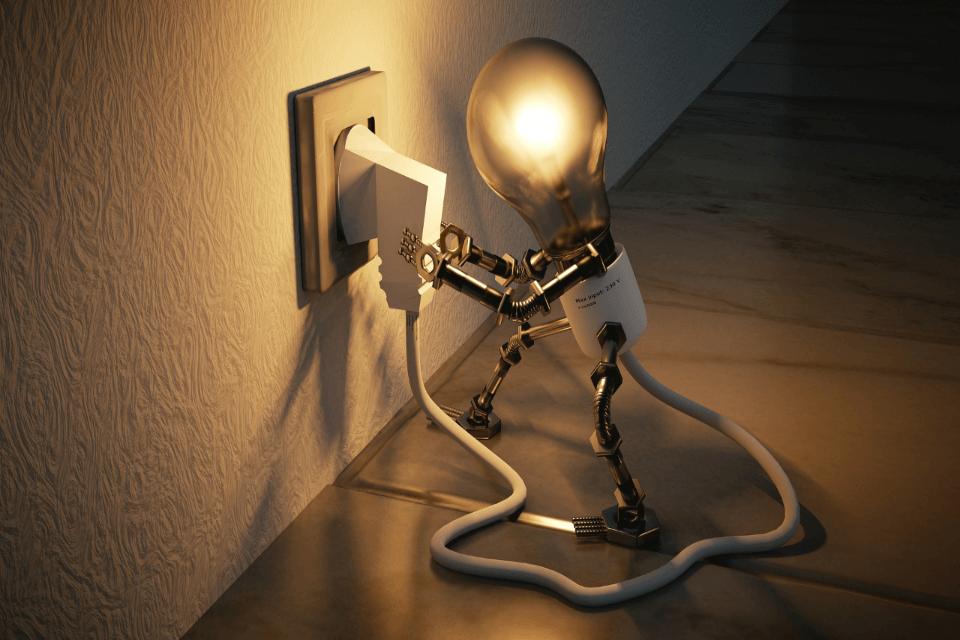 Resultado de imagen de imagen electricidad
