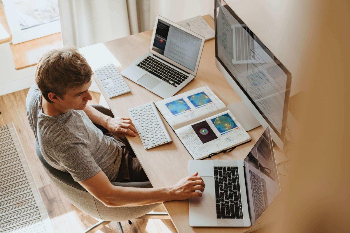 Trabajar desde casa: cómo ahorrar energía con el teletrabajo...