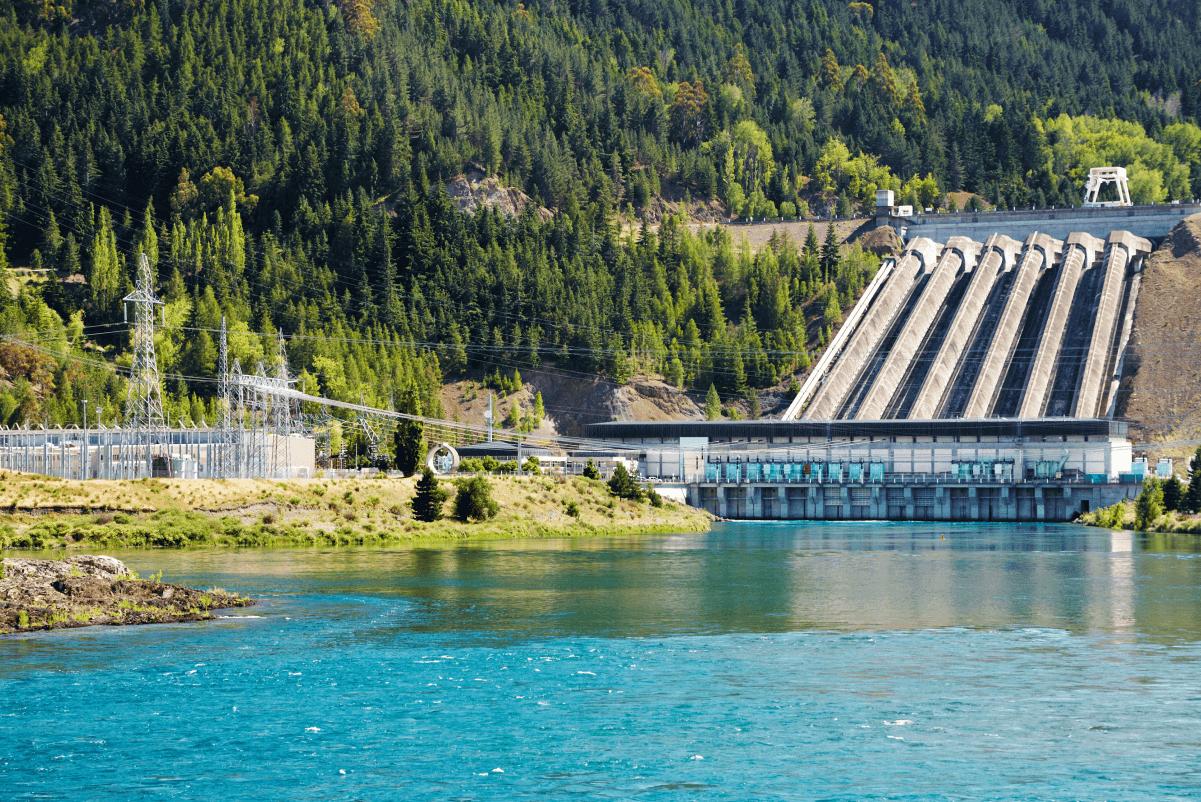 La energía hidráulica
