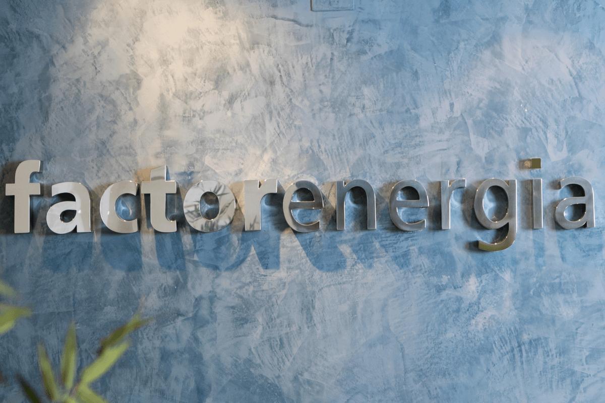 Factor Energía Generación