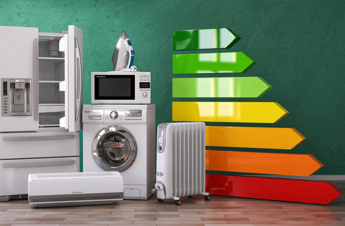 La importància de l'etiqueta energètica en comprar un electrodomèstic