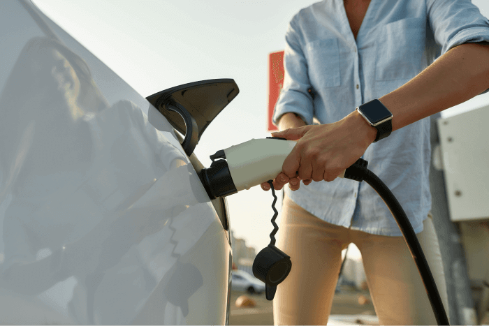 carregador cotxe electric