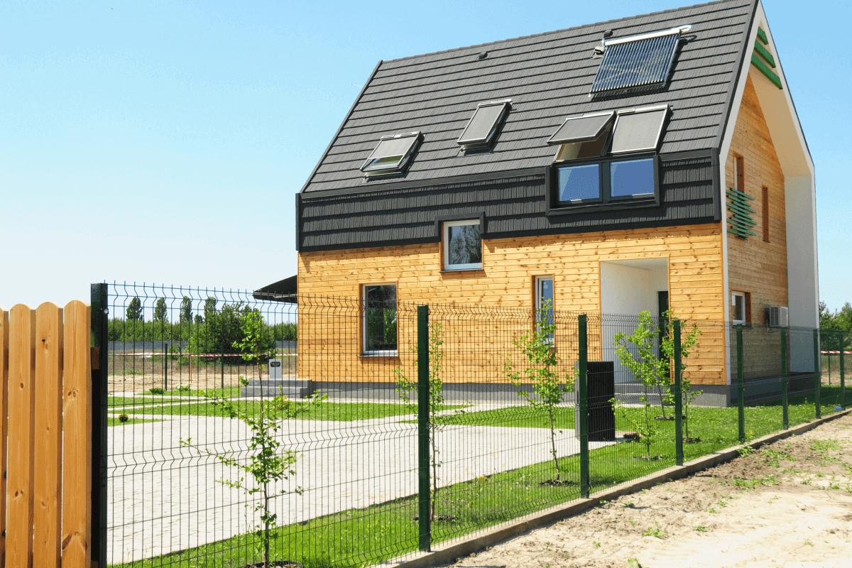 Lo que necesitas saber de las casas autosuficientes